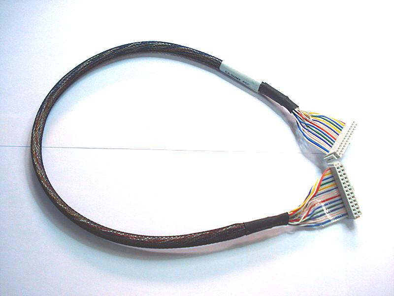 牛头类线缆组件