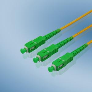 SC/APC型单模光纤连接器