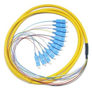 SC-PC型束状光纤连接器