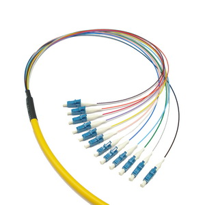 LC-PC型束状光纤连接器