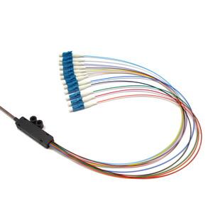 LC-PC型带状光纤连接器
