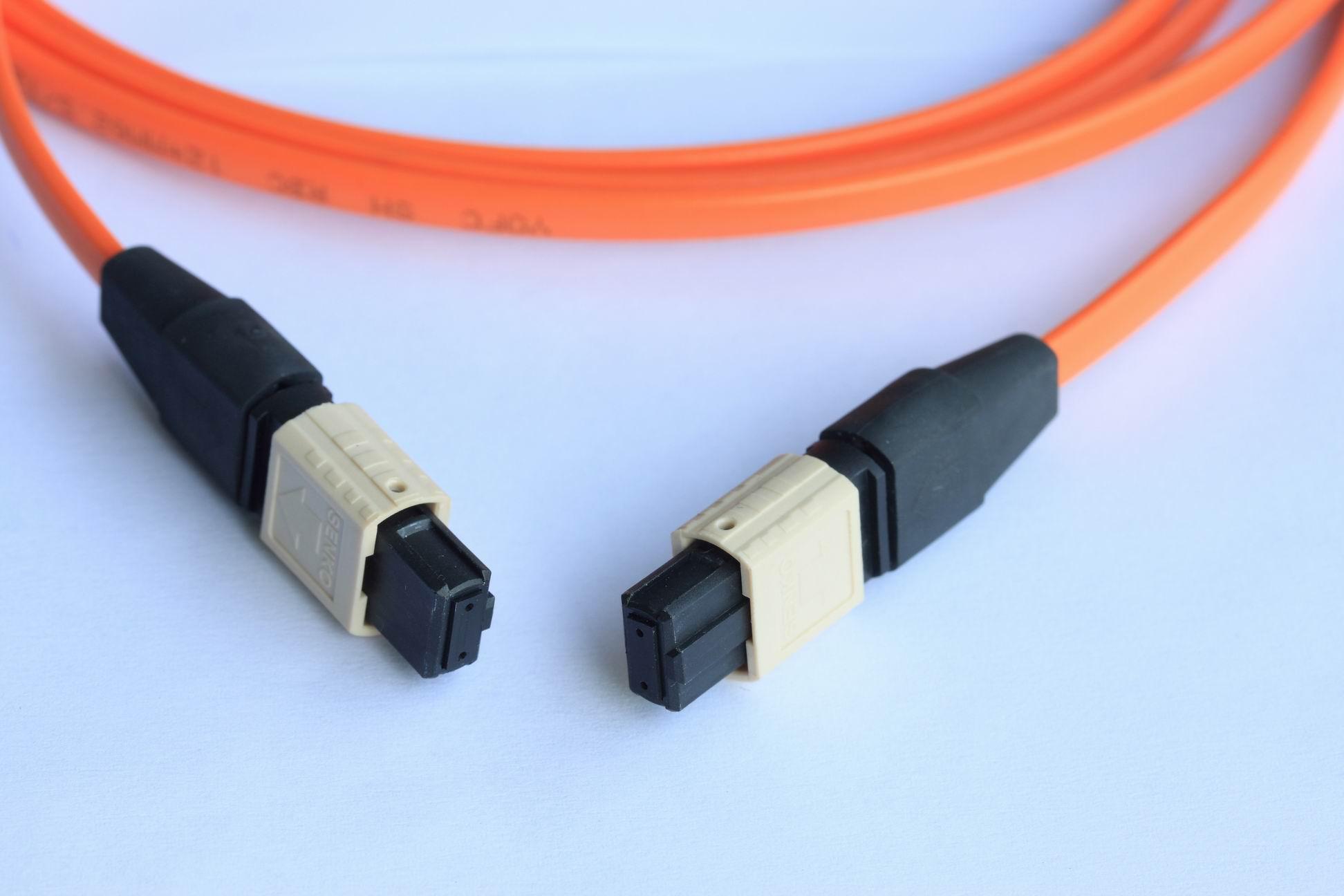 MPO多模光纤连接器