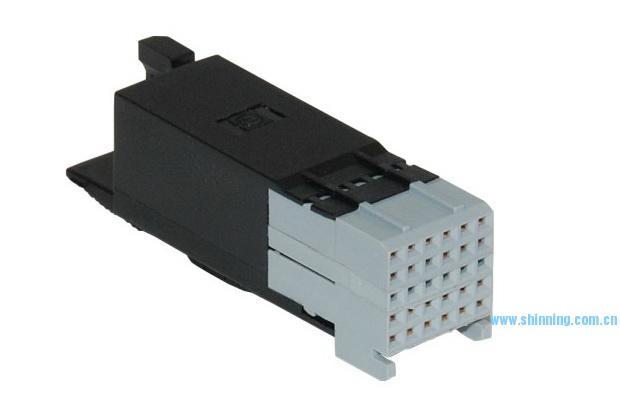 1810 5x6 IDC线缆连接器