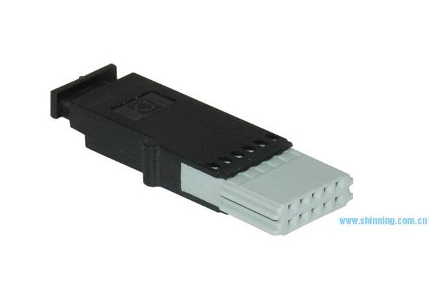 1810 2x5 IDC线缆连接器