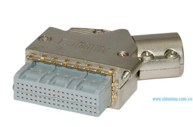 1811 4x18 IDC线缆连接器