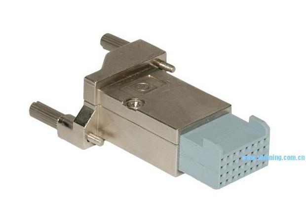 1811 4x8 IDC线缆连接器