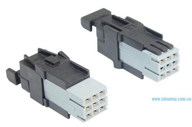 1810 3x3 IDC线缆连接器