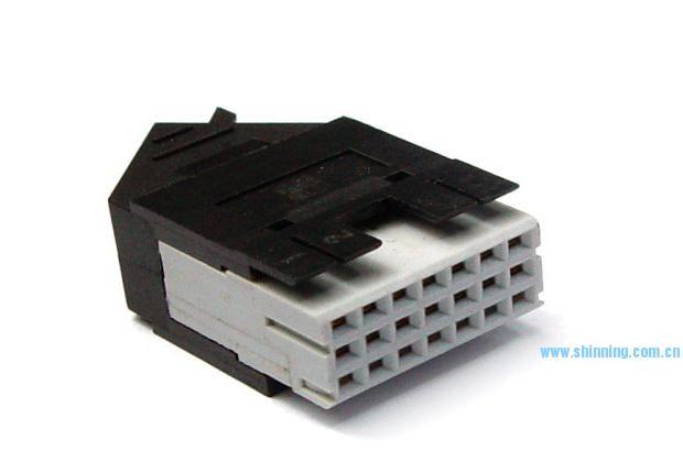 1810 3x7 IDC线缆连接器
