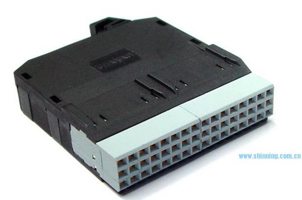 1810 3x16 IDC线缆连接器
