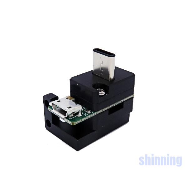 type c90度标准型静电夹具连接头