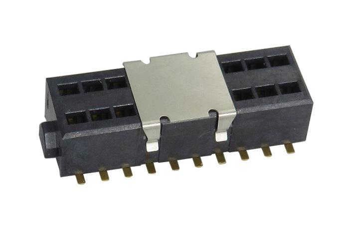 1290系列 2.54x4.0mm排母