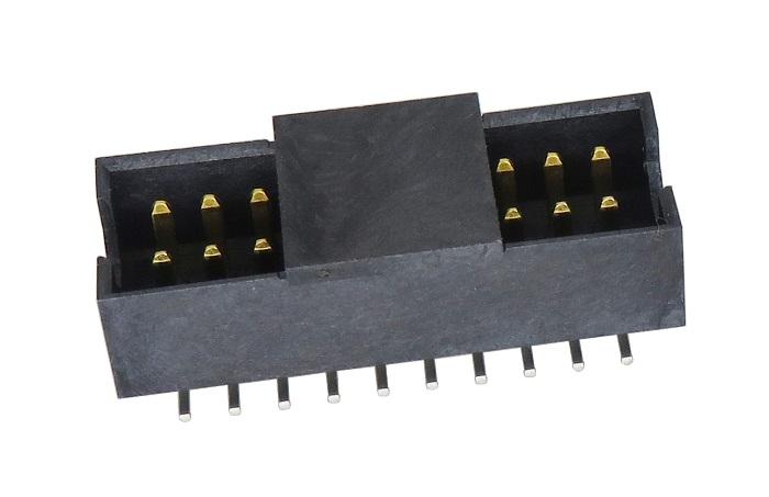 1237系列2.54x4.0mm简牛